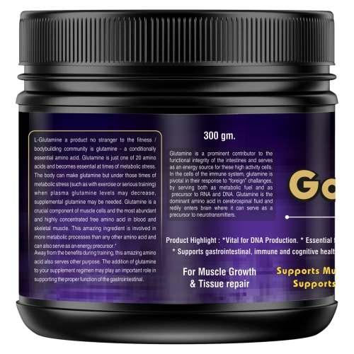 L-Glutamine Left Side( Ignitor 300gm) jpg